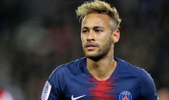 Neymars instagram
